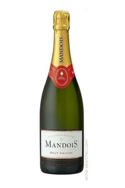 Mandois Champagne Brut Origine