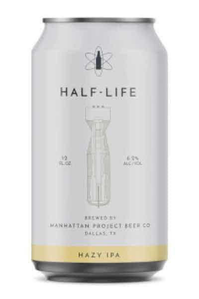 Manhattan Project Half Life