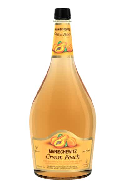 Manischewitz Cream Peach