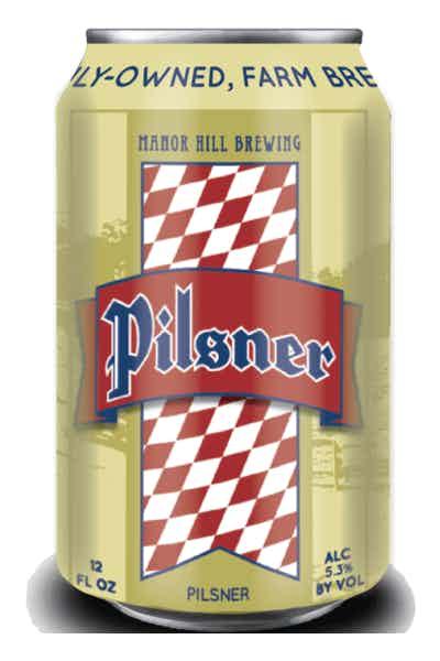 Manor Hill Pilsner
