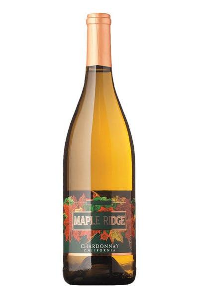 Maple Ridge Chardonnay