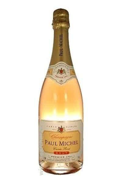 Marc Hebrart Cuvee Rose Premier Cru Brut Champagne