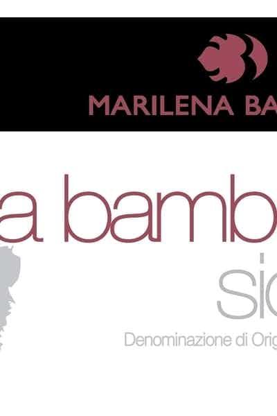 Marilena Barbera La Bambina Nero D'Avola doc Rosa