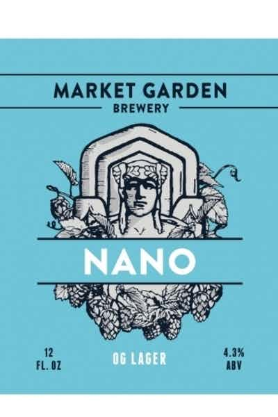 Market Garden Nano Lager