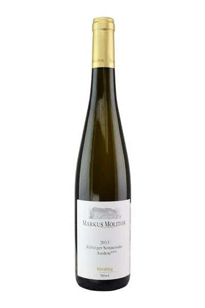Markus Molitor Riesling Auslese 2013