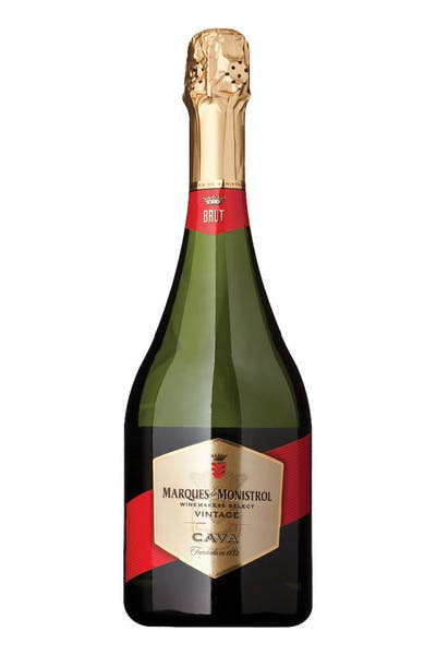 Marques De Monistrol Winemaker's Select Brut Cava