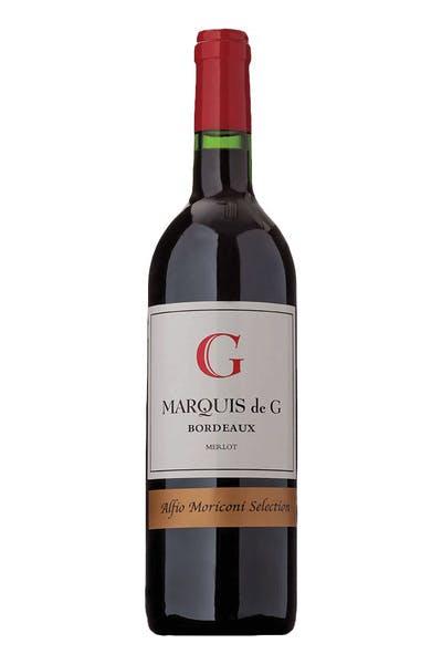 Marquis De G(Arraud)