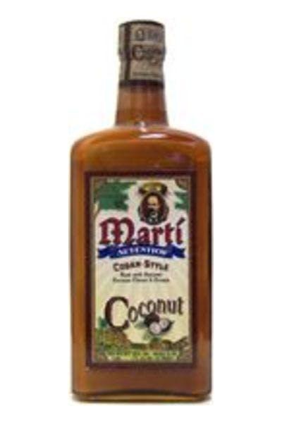 Marti Rum Coconut