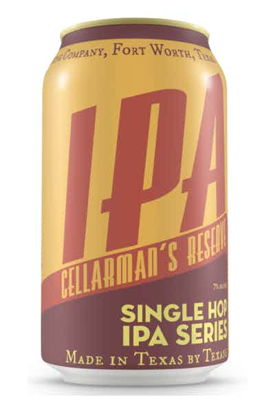 Martin House Brewing Company Cellarman's Reserve IPA