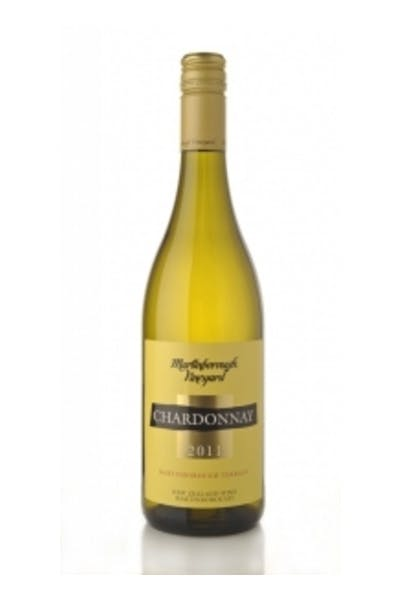 Martinborough Vineyard Chardonnay