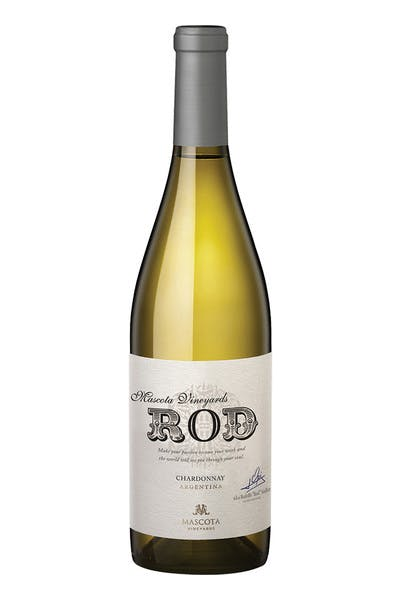 Mascota Vineyards Chardonnay Rod