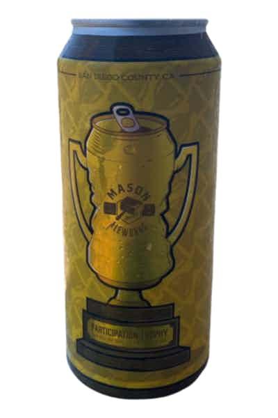 Mason Ale Works Participation Trophy West Coast IPA