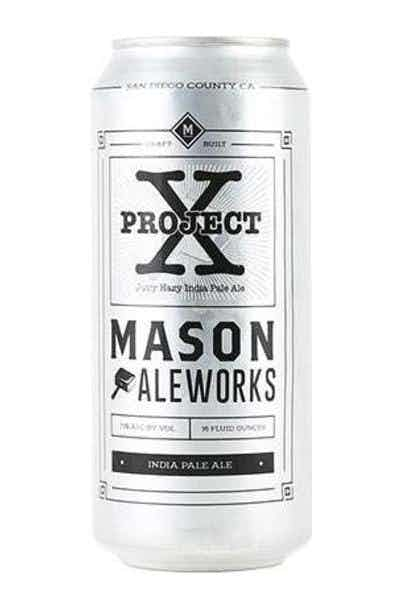 Mason Ale Works Project X IPA
