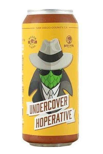Mason Ale Works Undercover Hoperative IPA