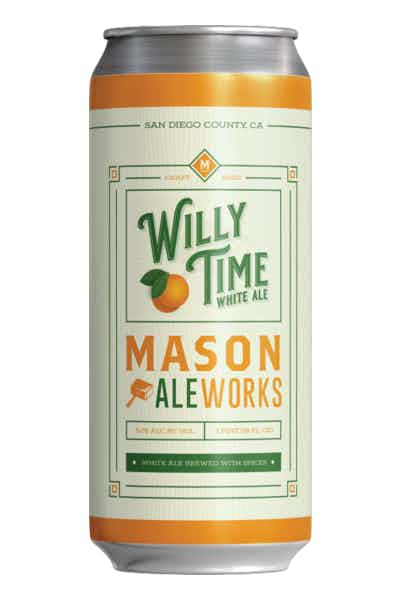 Mason Ale Works Willy Time Witbier