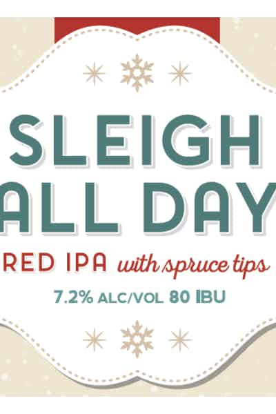 Masthead Sleigh All Day Red IPA