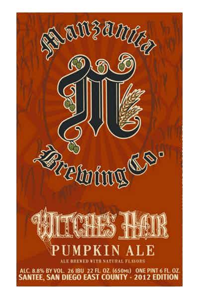 Mazanita Witchs Hair Pumpkin