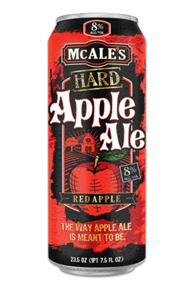 McAles Red Apple Ale