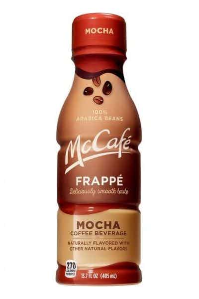 McDonald's McCafe Frappe Mocha