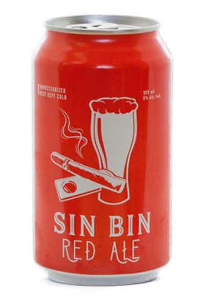 Medicine Hat Sin Bin Red Ale