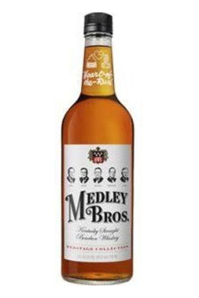 Medley Bros Kentucky Straight Bourbon Whiskey