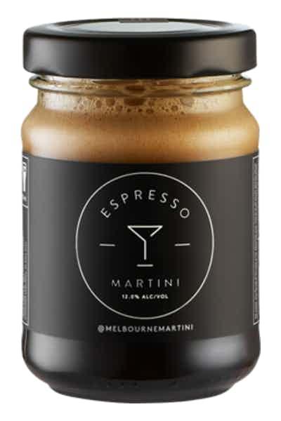 Melbourne Espresso Martini