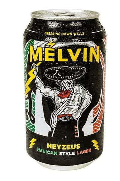 Melvin Heyzeus Mexican Style Lager