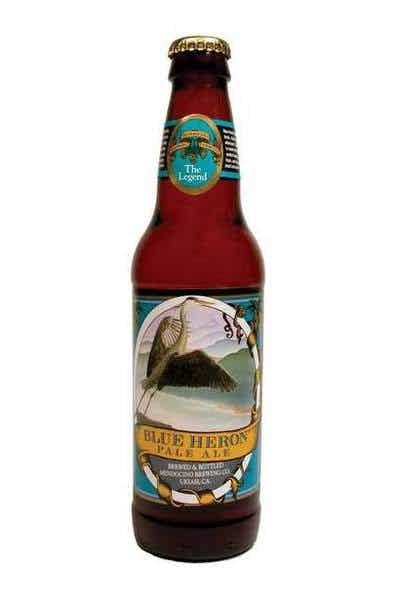 Mendocino Blue Herron Ale