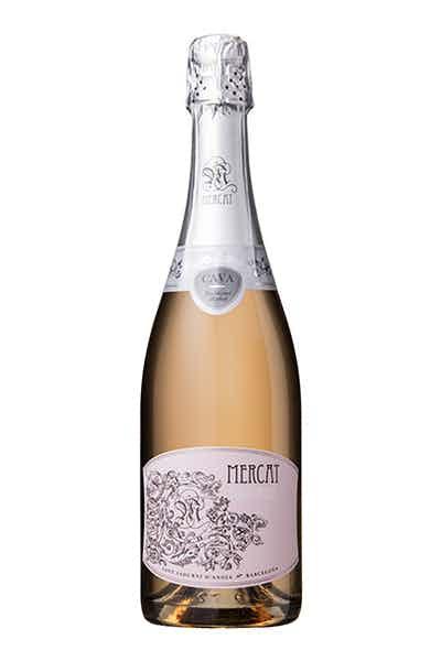 Mercat Brut Rose Cava