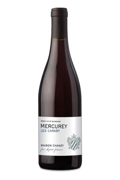 Mercurey Les Caraby Maison Chanzy Bourgogne
