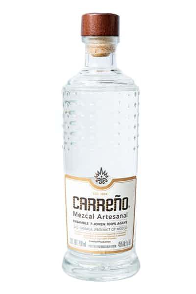 Mezcal Carreño Ensamble 7