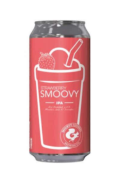 Mighty Squirrel Strawberry Smoovy New England IPA