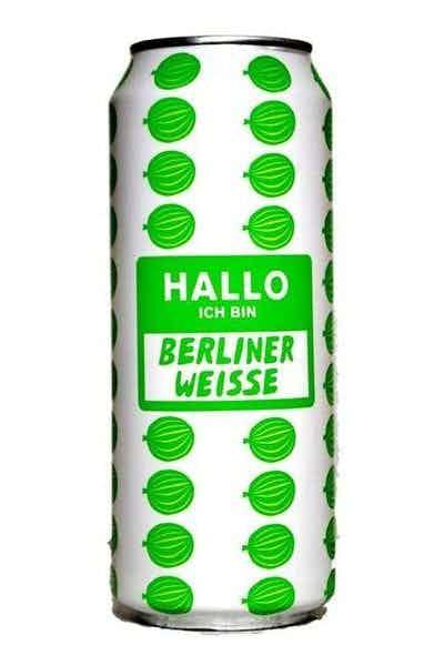 Mikkeller Hallo Ich Bin Berliner Weisse - Gooseberry