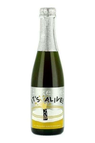 Mikkeller Its Alive! White Wine Barrel Aged