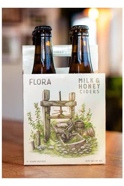 Milk and Honey Flora Cider