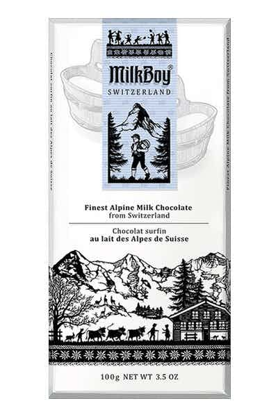 Milkboy Milk Chocolate