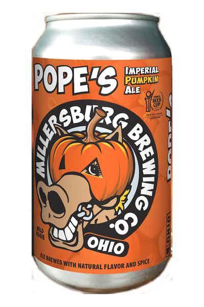 Millersburg Pope's Imperial Pumpkin