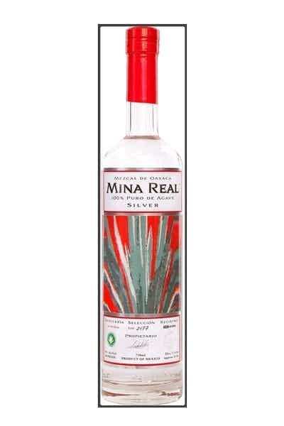 Mina Real Mezcal Silver