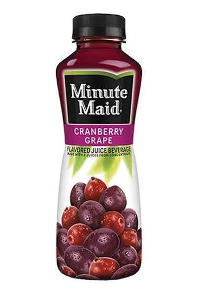 Minute Maid Cranberry Grape
