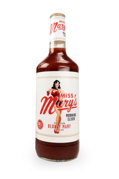 Miss Mary's Morning Elixer Bloody Mary Mix