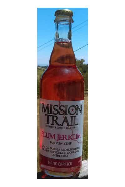 Mission-Trail Plum Jerkum Cider
