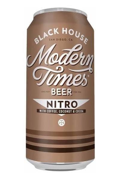 Modern Times Black House Nitro