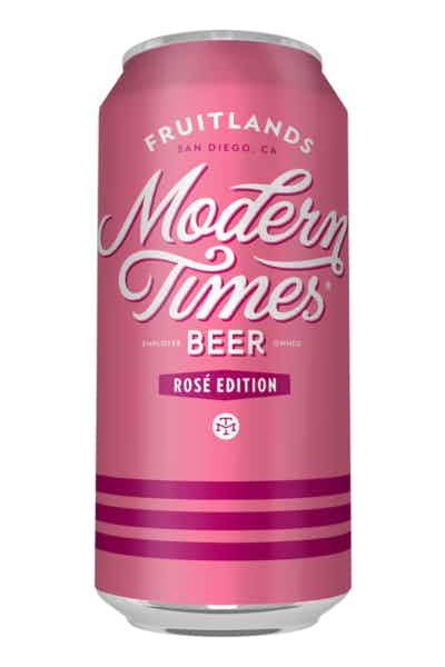 Modern Times Seasonal Fruitlands Rose Edition