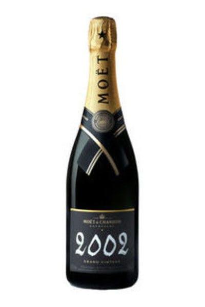 Moet & Chandon Grand Vintage Champagne 2002
