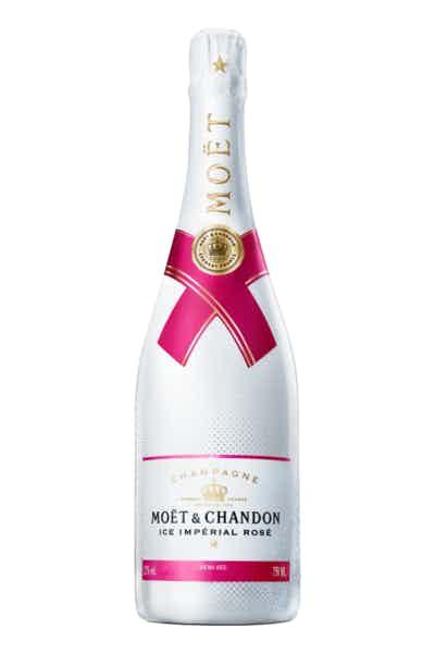 Moët & Chandon Ice Imperial Rosé Champagne