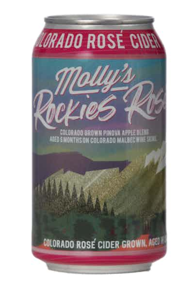 Molly's Snow Capped Rose Cider