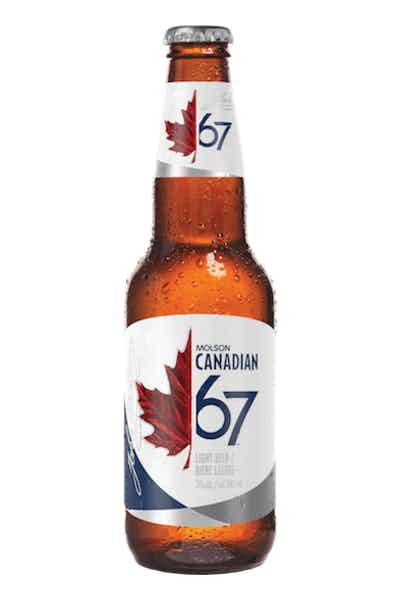 Molson Canadian 67