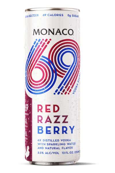 Monaco 69 Red Razz Berry