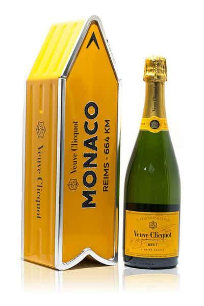 Monaco Veuve Brut Yellow Label