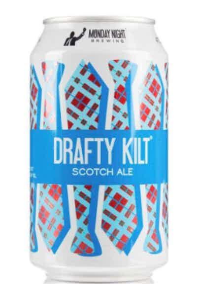 Monday Night Drafty Kilt Scotch Ale